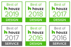 Homes By Chris Houzz awards